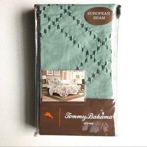 Tommy Bahama Serenity Palms European Pillow Sham
